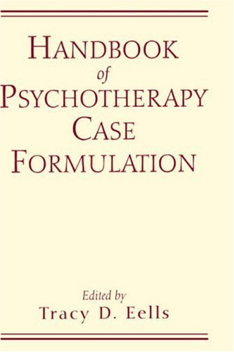 Handbook of Psychotherapy Case Formulation   1997 edition cover