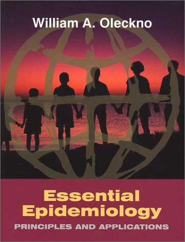 Essential Epidemiology Principles and Applications  2002 edition cover