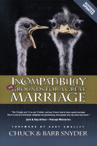 Incompatibility Still Grounds for a Great Marriage N/A 9781590528167 Front Cover
