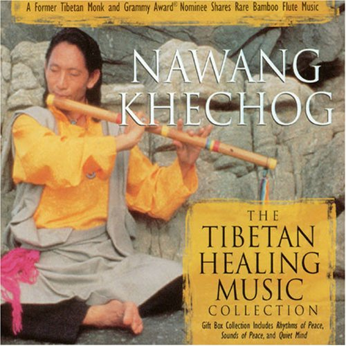 Tibetan Healing Music Collection Unabridged  edition cover