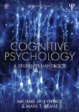 Cognitive Psychology: A Student's Handbook  2015 edition cover