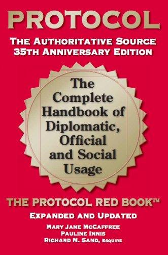PROTOCOL-35TH ANNIVERSARY ED.  N/A edition cover