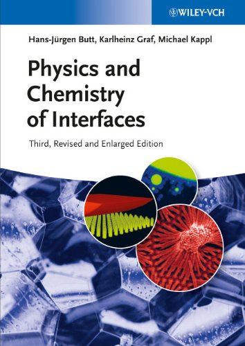 Physics and Chemistry of Interfaces  3rd 2013 edition cover