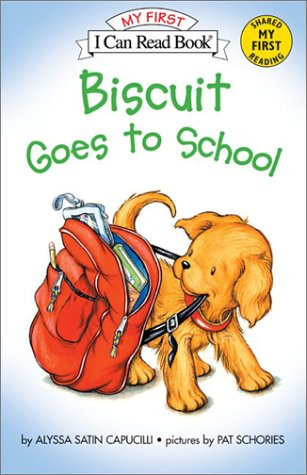 Biscuit Goes to School   2000 9780064436168 Front Cover