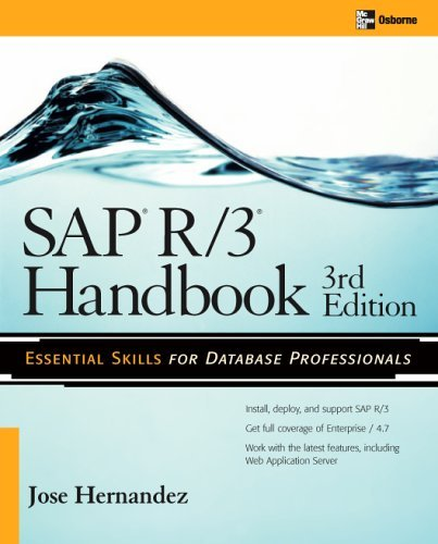 SAP R/3 Handbook  3rd 2006 (Revised) 9780072257168 Front Cover