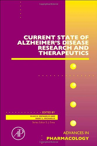 Current State of Alzheimer's Disease Research and Therapeutics   2012 edition cover