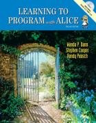 Learning to Program with Alice  2nd 2009 edition cover