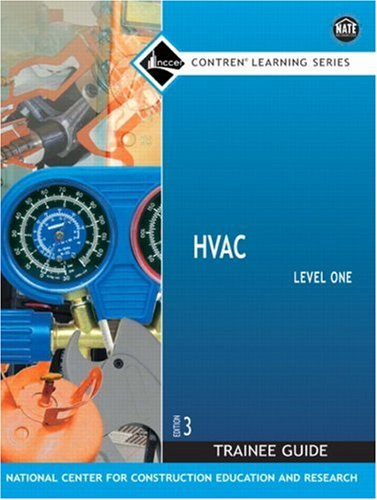 HVAC, Level 1  3rd 2008 9780136144168 Front Cover