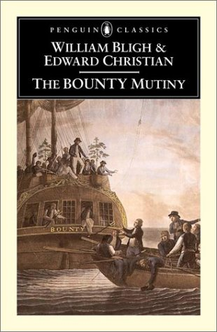 Bounty Mutiny   2001 edition cover