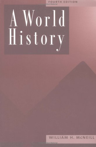World History  4th 1999 (Revised) edition cover