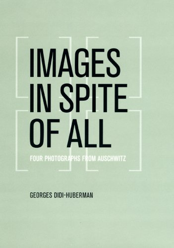 Images in Spite of All Four Photographs from Auschwitz  2008 9780226148168 Front Cover