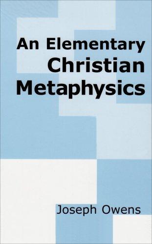 Elementary Christian Metaphysics   1985 (Reprint) edition cover