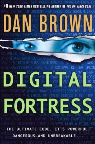 Digital Fortress  2nd 1998 (Revised) edition cover