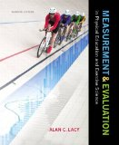Measurement and Evaluation in Physical Education and Exercise Science  7th 2015 edition cover