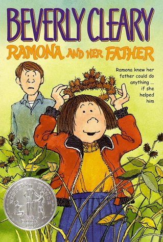 Ramona and Her Father   1977 edition cover