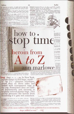 How to Stop Time Heroin from A to Z  2000 edition cover