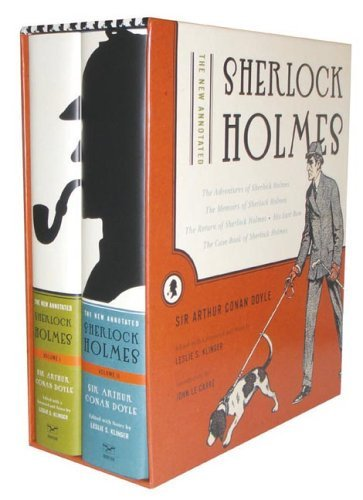 Sherlock Holmes   2005 (Annotated) edition cover