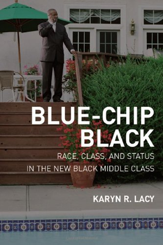 Blue-Chip Black Race, Class, and Status in the New Black Middle Class  2007 edition cover