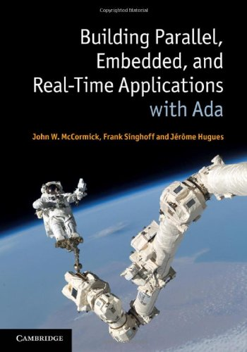 Building Parallel, Embedded, and Real-Time Applications with Ada   2011 edition cover