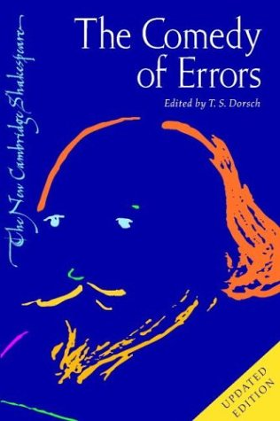 Comedy of Errors  2nd 2003 (Revised) edition cover