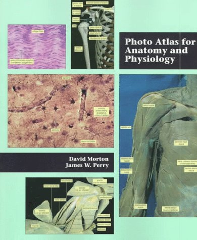 Photo Atlas for Anatomy and Physiology   1998 edition cover