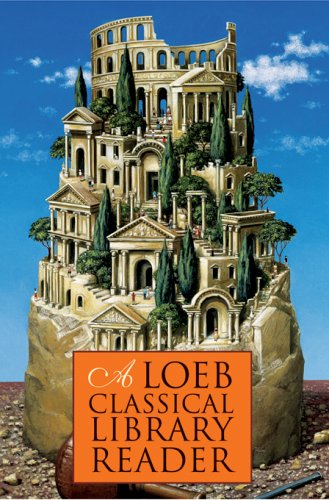 Loeb Classical Library Reader   2006 edition cover