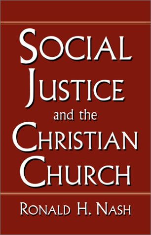 Social Justice and Christian Church  N/A edition cover
