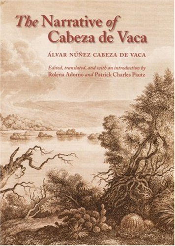 Narrative of Cabeza de Vaca   2003 edition cover