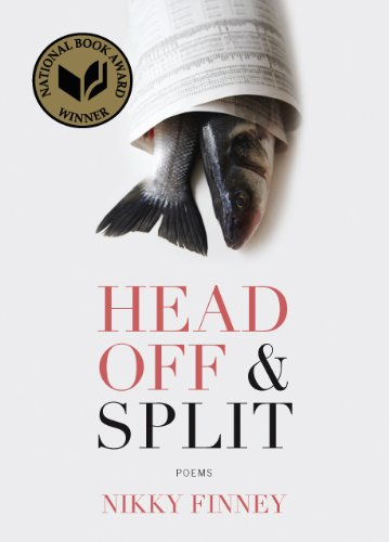 Head off and Split Poems  2011 edition cover