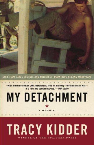 My Detachment A Memoir N/A edition cover