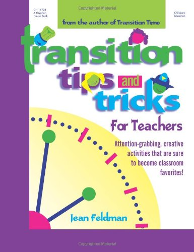 Transition Tips and Tricks for Teachers   2000 edition cover