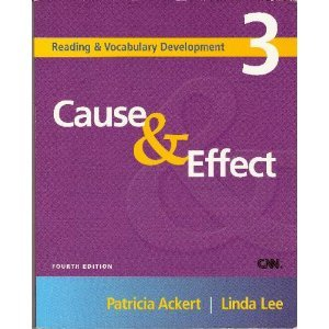 Cause and Effect  4th 2005 9781413004168 Front Cover