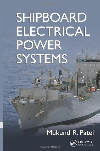 Shipboard Electrical Power and Propulsion   2012 edition cover