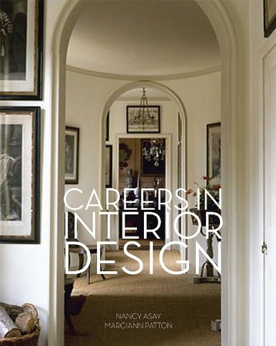 Careers in Interior Design   2010 edition cover