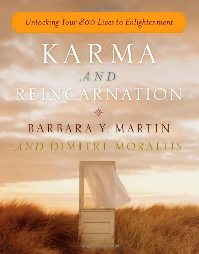 Karma and Reincarnation Unlocking Your 800 Lives to Enlightenment  2010 edition cover