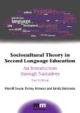 Sociocultural Theory in Second Language Education An Introduction Through Narratives 2nd edition cover