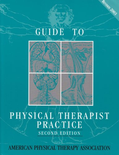 Guide to Physical Therapist Practice  1999 (Revised) edition cover