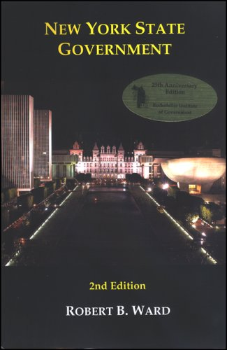 New York State Government What It Does, How It Works 2nd 2006 edition cover