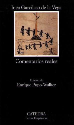 Comentarios Reales 1st 2004 edition cover