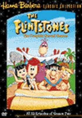 The Flintstones - The Complete Second Season System.Collections.Generic.List`1[System.String] artwork