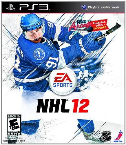 NHL 12 - Playstation 3 PlayStation 3 artwork
