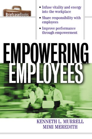 Empowering Employees   2000 9780071356169 Front Cover