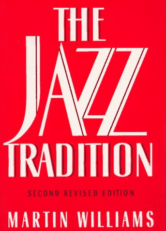 Jazz Tradition  2nd 1993 (Revised) edition cover