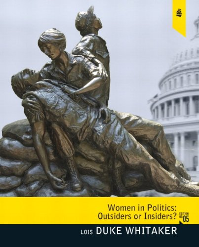 Women in Politics Outsiders or Insiders? 5th 2011 (Revised) edition cover