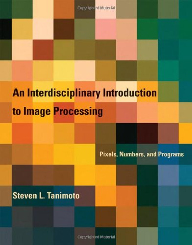 Interdisciplinary Introduction to Image Processing Pixels, Numbers, and Programs  2012 edition cover