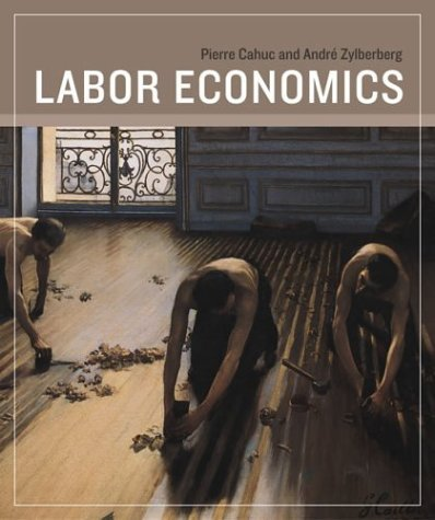 Labor Economics   2004 9780262033169 Front Cover