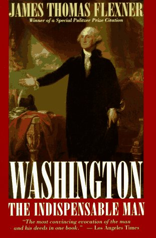Washington The Indispensable Man  1974 edition cover