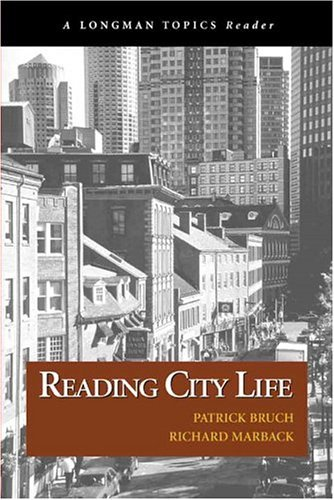 Reading City Life   2005 edition cover