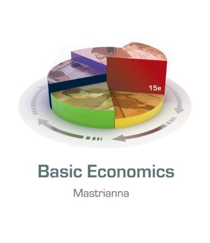 Basic Economics  15th 2010 edition cover