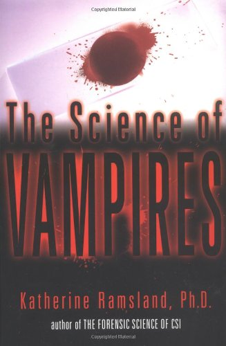 Science of Vampires   2002 edition cover